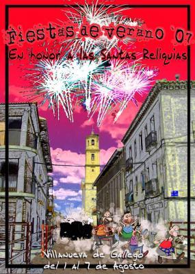 Fallado el Concurso del Cartel Anunciador de las Fiestas 2007