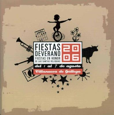 Concurso del Cartel anunciador de las Fiestas 2007