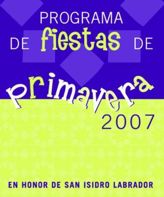 Programa de Fiestas de Primavera