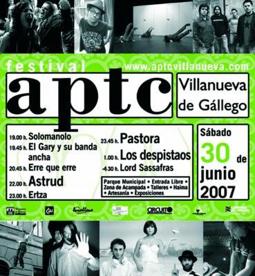 5ª Edición del Festival aptc