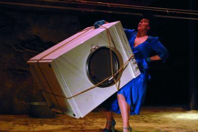 Danza y humor, la nueva propuesta de Mar Gómez