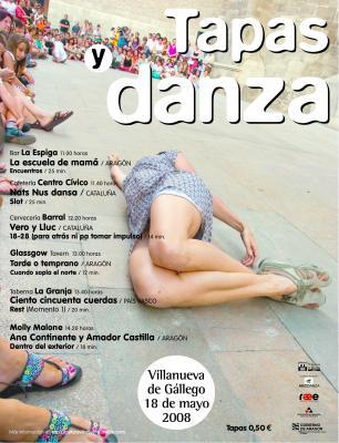 Festival Tapas y Danza
